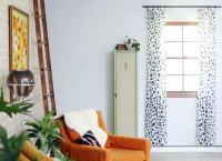 Tall Window Treatments - Ceiling Ideas - 9 Ways to Make ...