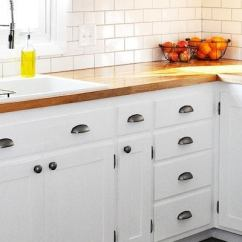 Kitchen Cabinet Hardware White Sets Diy Cabinets Simple Ways To Reinvent The Bob Vila