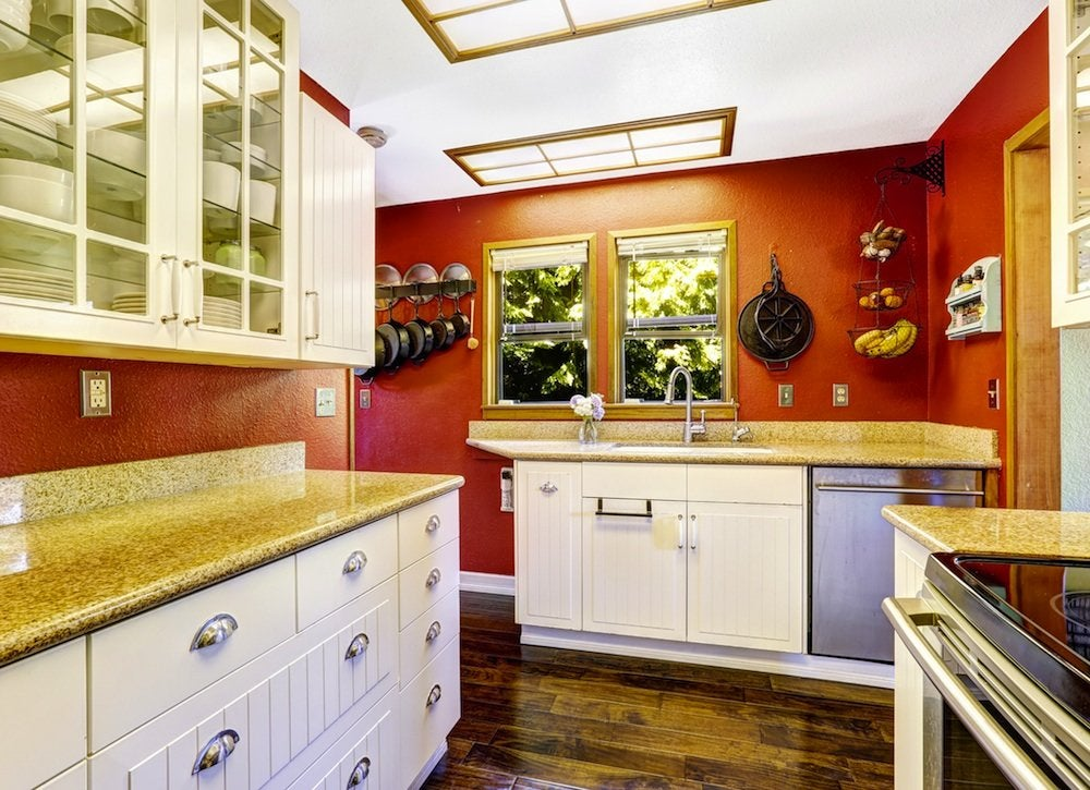 changing hinges on kitchen cabinets counter height chairs white - bob vila's 10