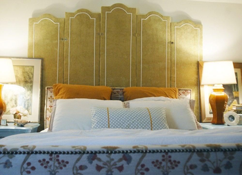 DIY Headboard  DIY Bedroom Ideas  11 Budget Projects