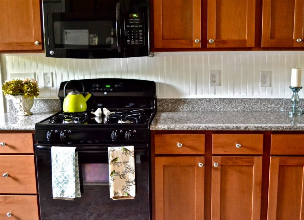Inexpensive Backsplash Ideas  12 BudgetFriendly Tile