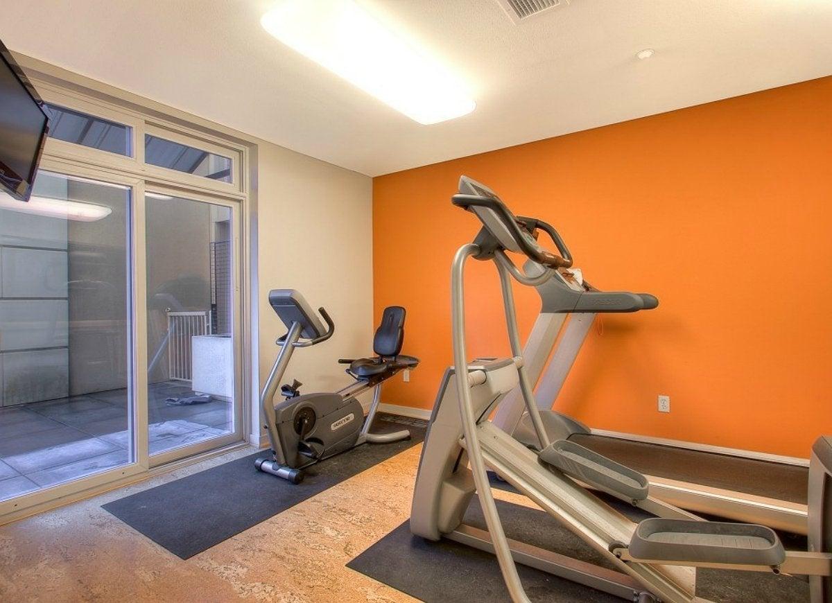 Home Gym Paint Color Ideas