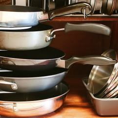 How To Arrange Pots And Pans In Kitchen Small Outdoor Island Diy Storage 18 Clever Solutions You Can Make For Free