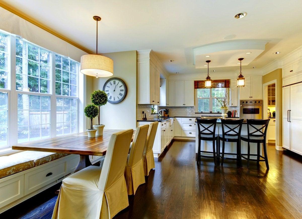 Small Dining Room 14 Ways to Make It Work DoubleDuty  Bob Vila