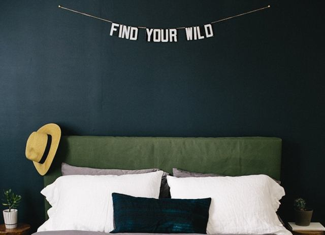 Diy head board 19