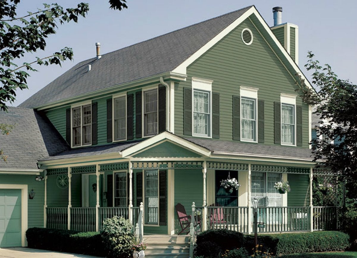 Exterior House Colors: 7 Shades That Scare Buyers Away