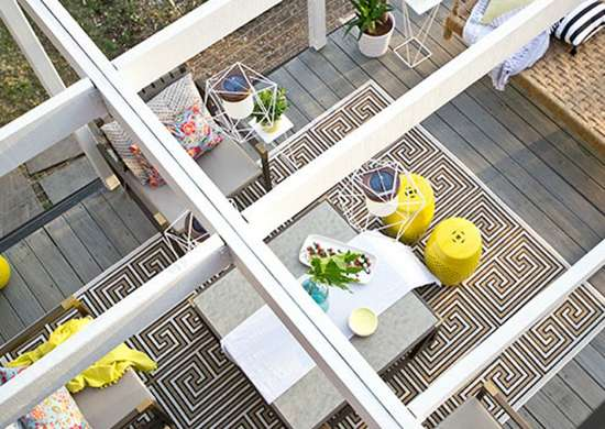 Add a Pergola to Your Deck