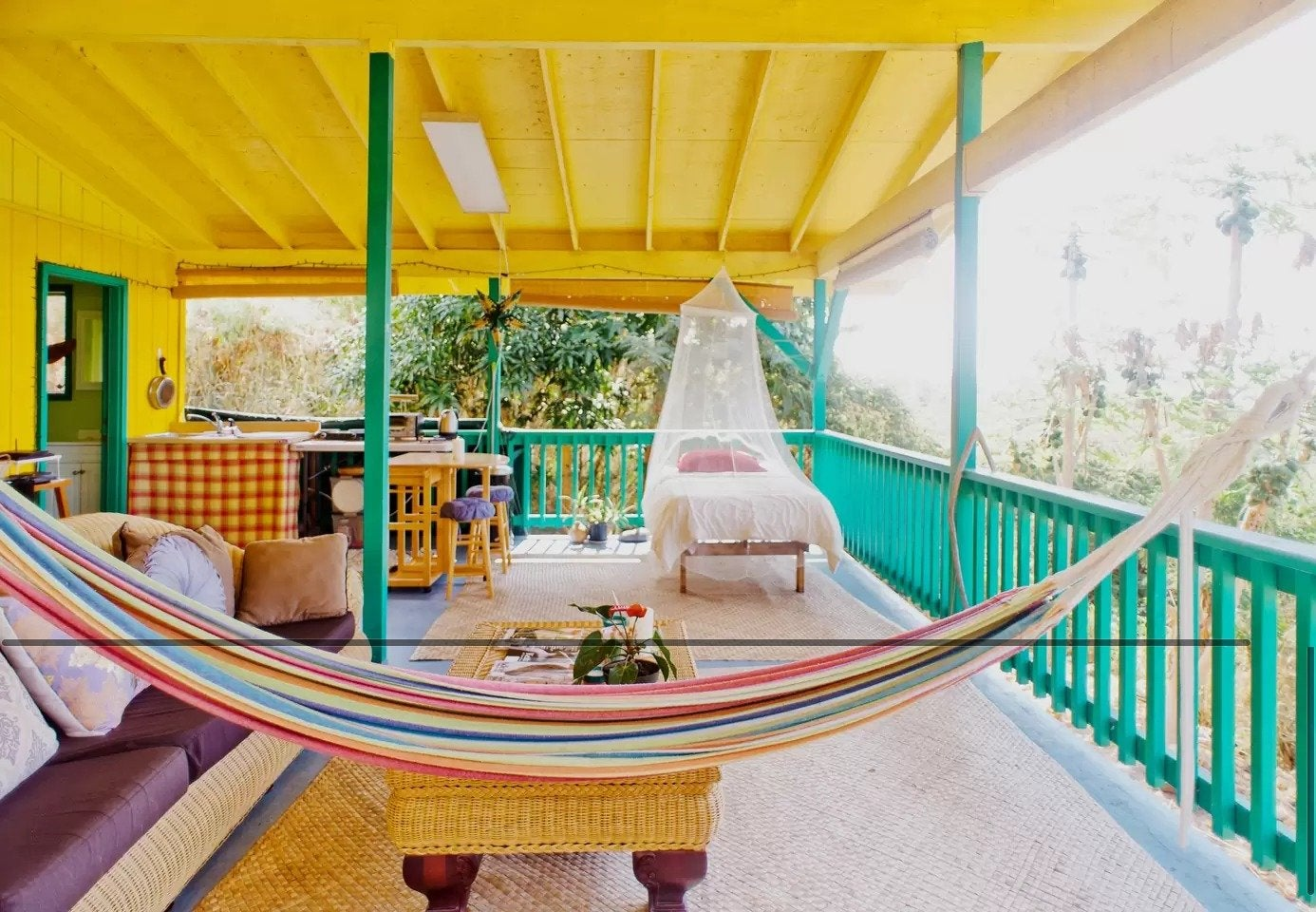 Colorful Porch - Front Ideas 9 Tips Real Homes