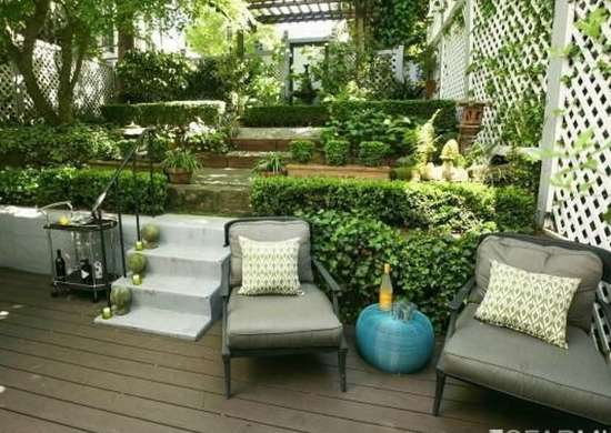 Add Depth To Your Garden With Tiered Landscaping Small Garden