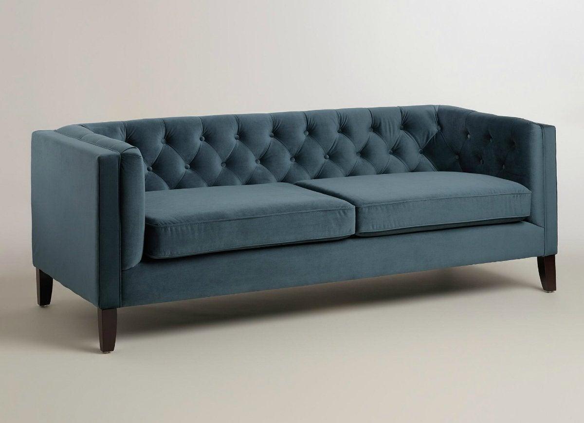 velvet sofas cheap custom 4 less reviews 10 favorites for under 1000 bob vila