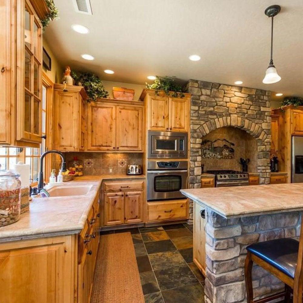 Craftsman Kitchen Design - Dream Kitchens 16 Spaces