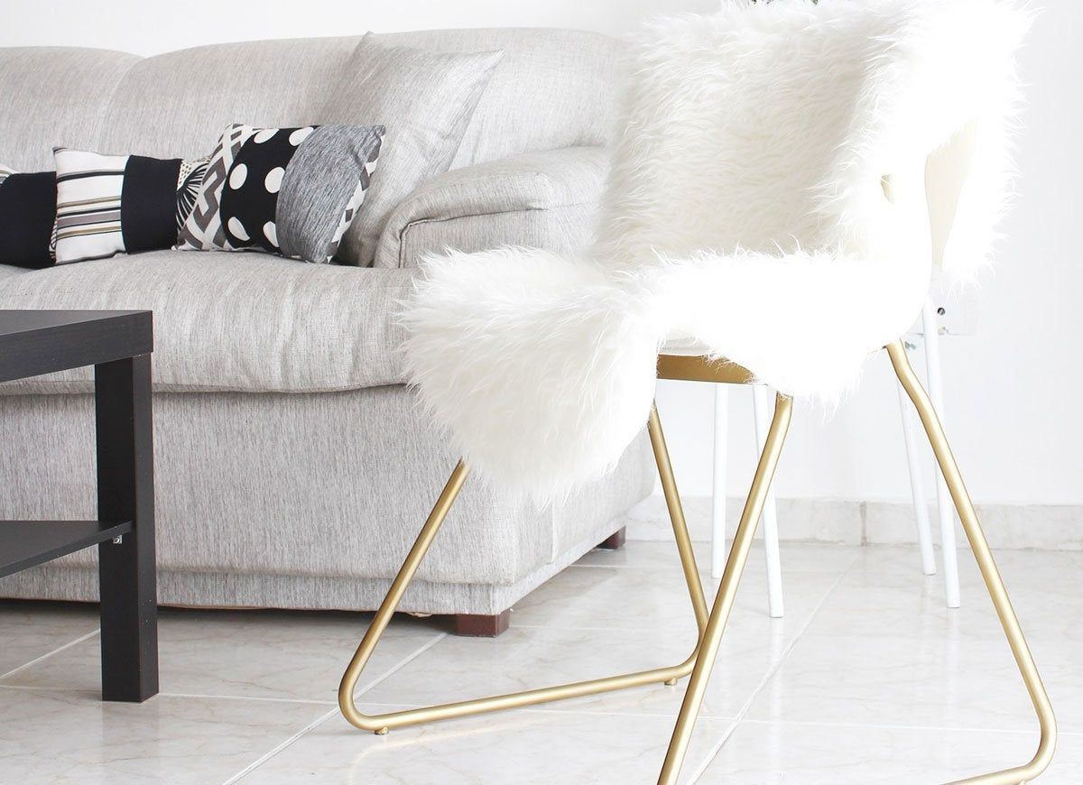 ikea metal chairs hardwood floor office chair mat hacks the very best of 2016 bob vila hack gold