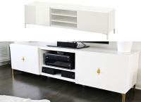 IKEA Hack TV Stand - IKEA Hacks - The Very Best of 2016 ...