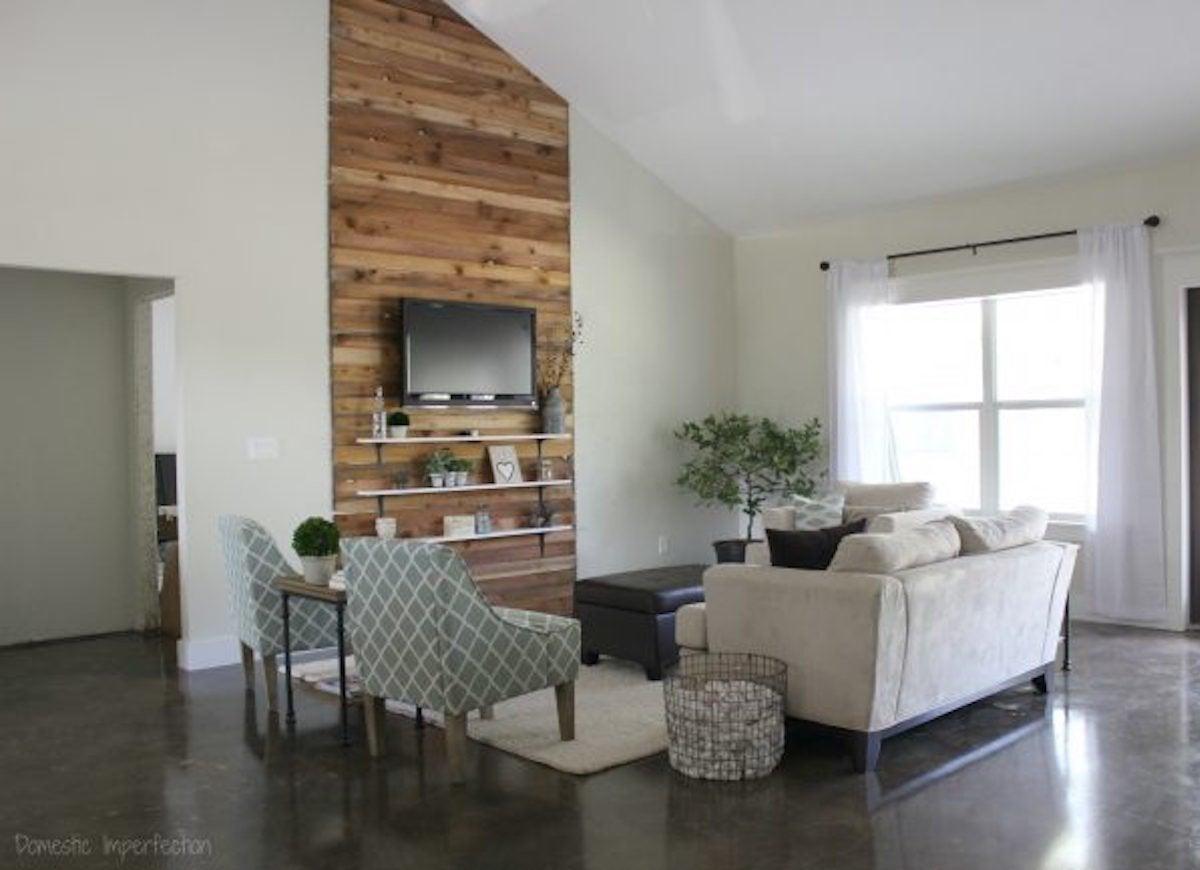 Industrial Living Room  Best Room Makeover of 2016  Bob Vila