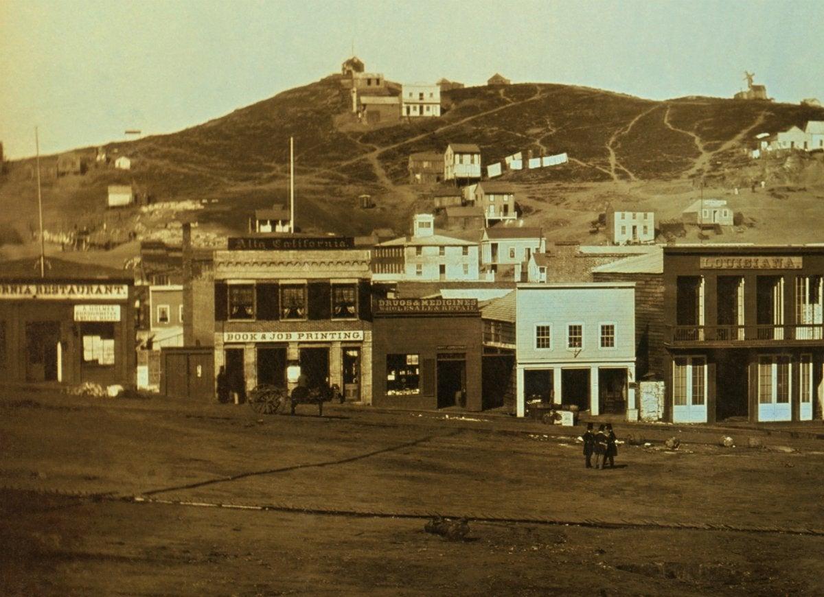 San Francisco California History