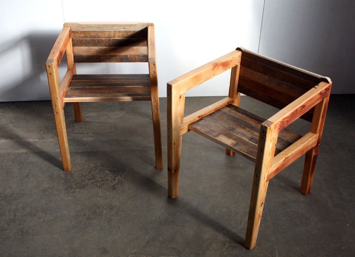 Wooden Chairs Diy Chairs 11 Ways To Build Your Own Bob Vila