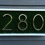 10 New Ways To Display Your House Numbers Bob Vila