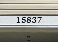 10 New Ways to Display Your House Numbers - Bob Vila