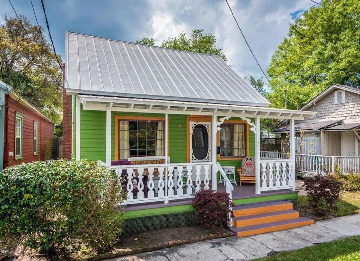 Colorful Houses Love - Bob Vila