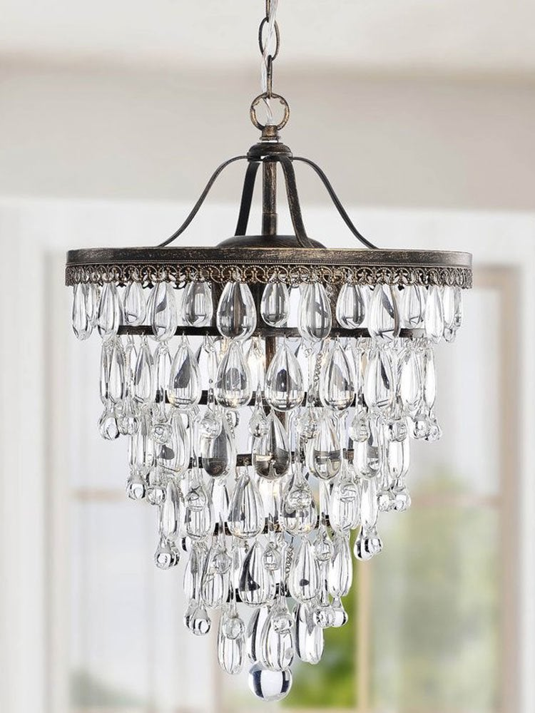 Cheap Chandeliers 10 Affordable Styles To Choose Bob Vila