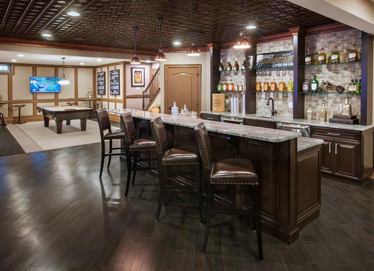 Home Bar Ideas Industrial - home Inspire