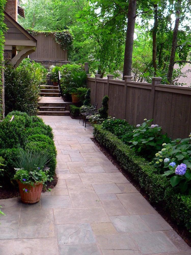 side yard ideas - 10 design inspirations