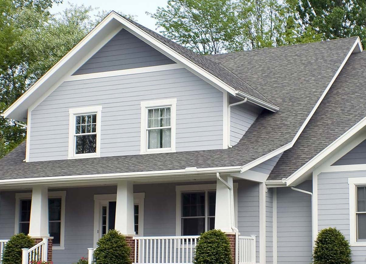 grey exterior paint schemes
