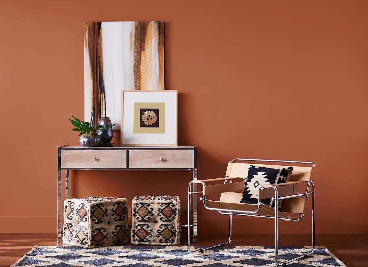 living room paint colors 2019 color ideas for light brown furniture experts say these will dominate in bob vila cavern clay sw7701 sherwin williams