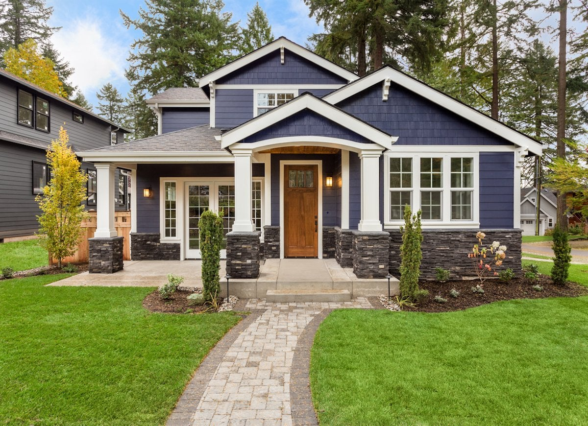 paint colors for house exterior with photos