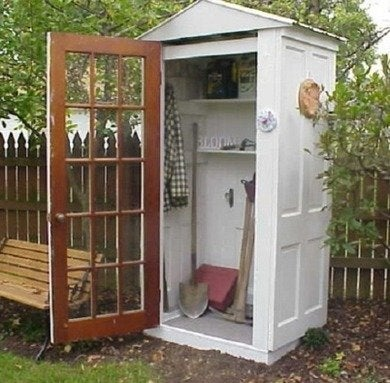 Salvaged Shed DIY Shed 16 Designs To Inspire Yours Bob Vila