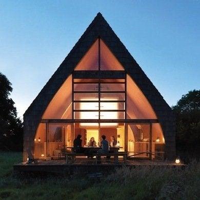 AFrame Homes That Deserve A  Bob Vila