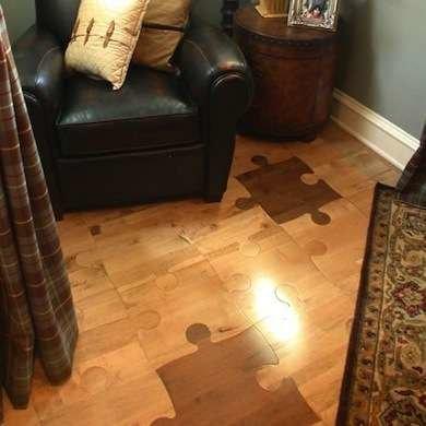Cheap Flooring Ideas  Puzzle Flooring  Cheap Flooring Ideas  15 Totally Unexpected DIY