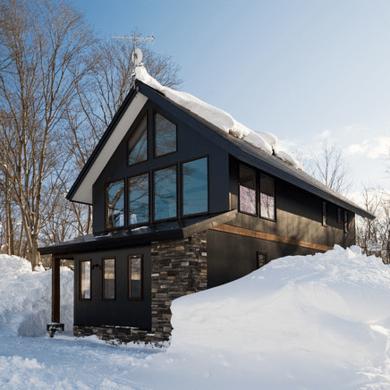 Ski Chalet  9 Warm and Cozy 21stCentury Designs  Bob Vila