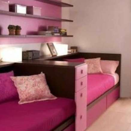 Narrow Bedroom
