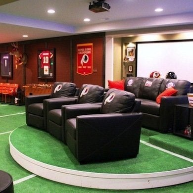 Football Bedroom Decor