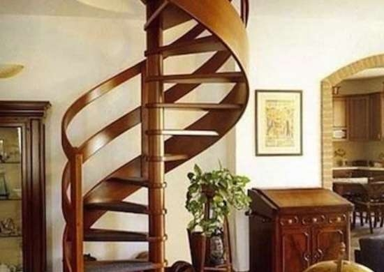 Staircase Railing 14 Ideas To Elevate Your Home Design Bob Vila | Nautical Rope Stair Railing | Ship Rope | Closed Staircase | Cottage Style | Banister | Minimalistic