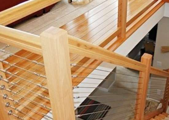 Steel Cables Staircase Railing 14 Ideas To Elevate