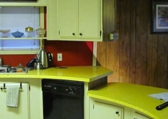 cheap ways to redo kitchen cabinets equipment used mobile home remodeling - 9 totally amazing before and ...
