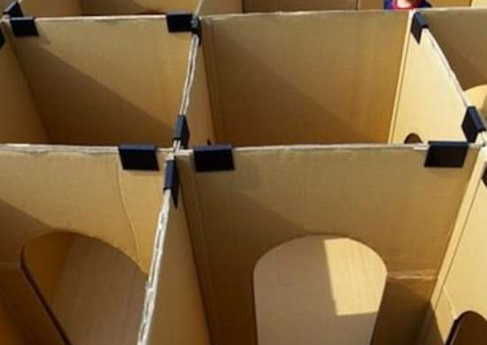 DIY Maze 17 Creative Ways To Reuse Cardboard Boxes Bob