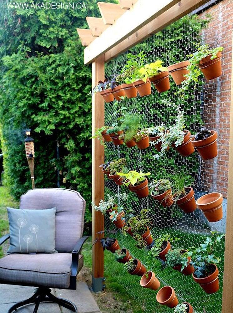 Diy Vertical Garden 10 Ways To Grow Up Bob Vila