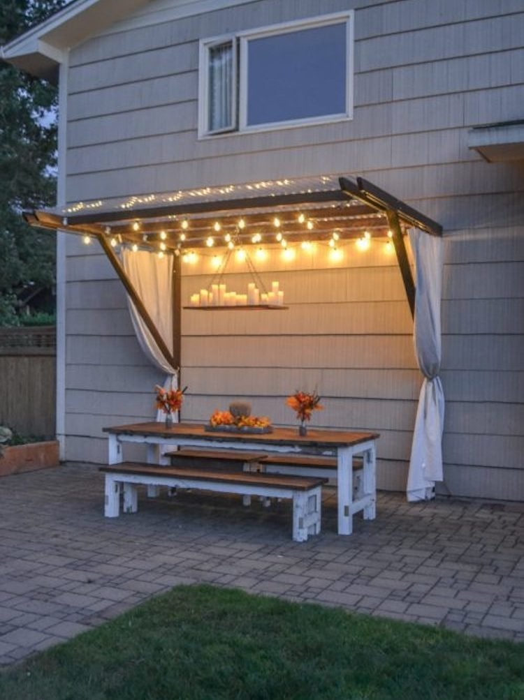 Cost To Build A Pergola Diy