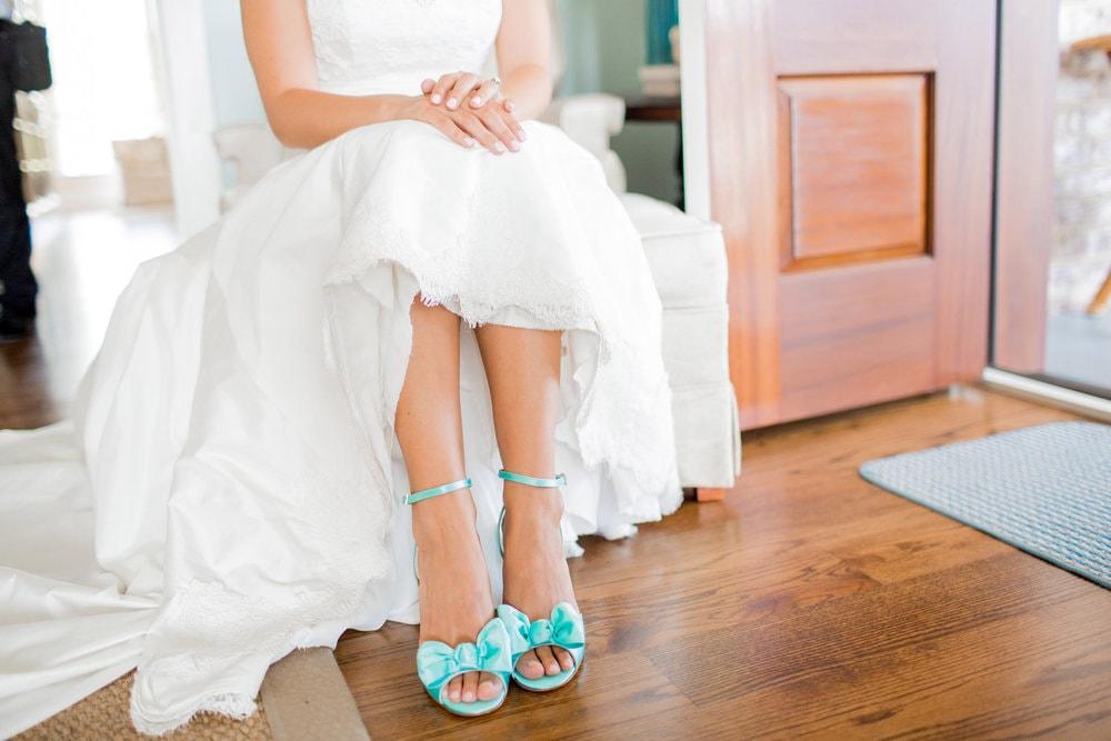Sapato de noiva: os modelos que você vai querer usar de novo