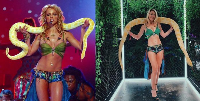 BRITNEY SPEARS THE ZONE MUSEUM