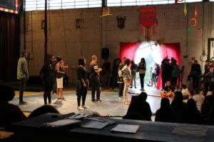 Centro Cultural Arte em Construção, sede do Instituto Pombas Urbanas, parceiro do Jovens Urbanos.