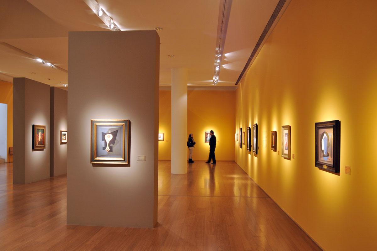 Pettoruti y el arte abstracto 19141949 Malba