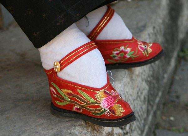 Chinese Foot 4