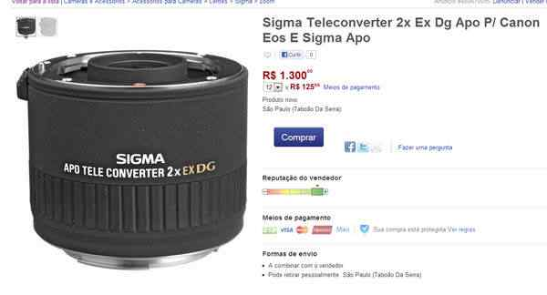 teleconverter
