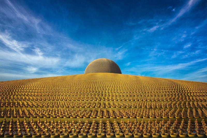 Wat Dhammakaya 7mm