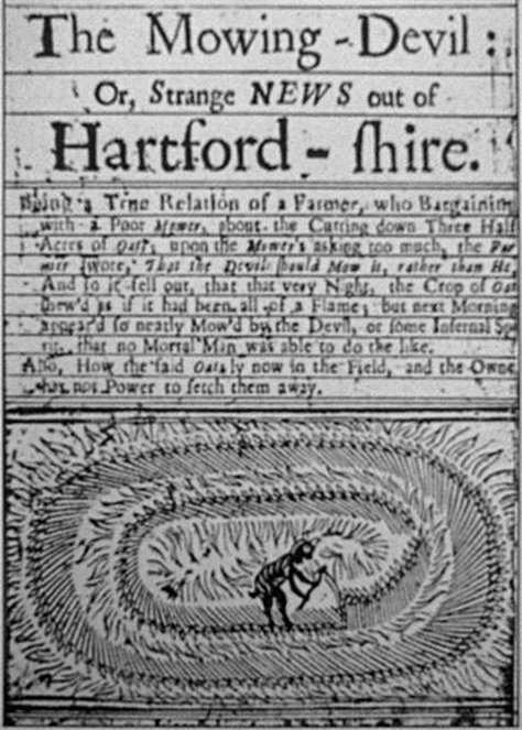 Um panfleto de 1688