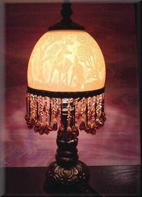 lamp_out_of_ostrich_egg